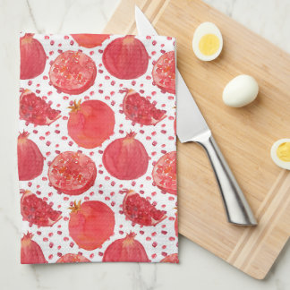 Pomegranate Fruit Kitchen Towel