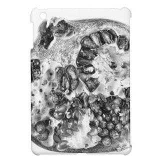 Pomegranate in Black and White iPad Mini Cases
