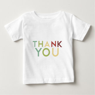 Pomegranate Ink - Multi Color Thank You Tee Shirts