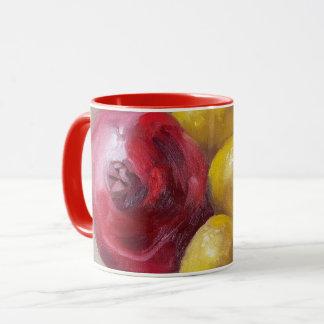 Pomegranate & Lemons Mug
