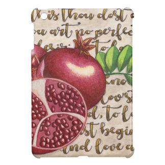 Pomegranate Love Once Again iPad Mini Cases