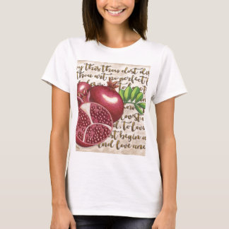 Pomegranate Love Once Again T-Shirt