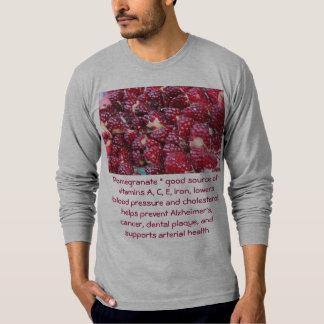 Pomegranate mens shirt