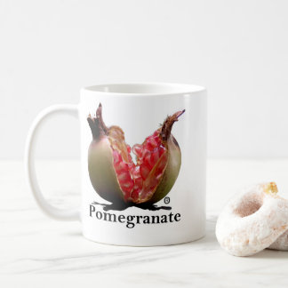 Pomegranate Mug Tea Cup