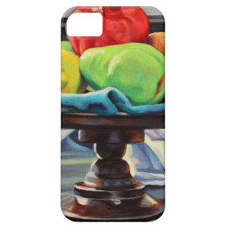 Pomegranate Pear Lemon Pedestal iPhone 5 Case