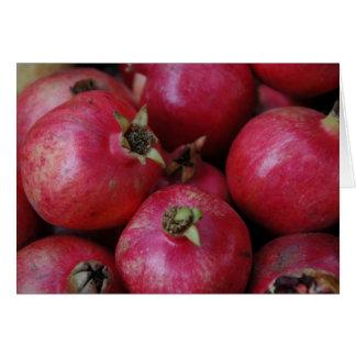 Pomegranate Sweetness Card