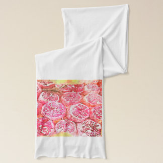Pomegranate women scarf