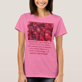 Pomegranate womens shirt