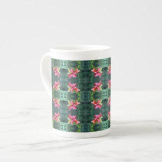 Pomegranates Growing Tea Cup