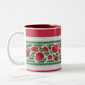 Pomegranates mug