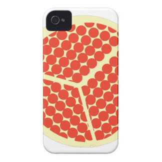 pomegrante in the inside iPhone 4 Case-Mate case