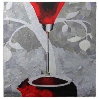 Pomegrante Rum 2011.JPG Napkin