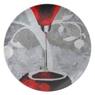 Pomegrante Rum 2011.JPG Plate