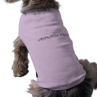 Pomeranian Dog Tee Shirt