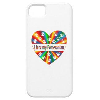 Pomeranian Love iPhone 5 Covers