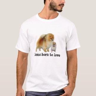 Pomeranian Pals Unisex Shirt