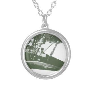 Pomilio_Gamma Silver Plated Necklace