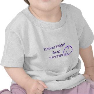 Pomona Babies Suck Betterr Shirts