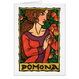 Pomona Greeting Card