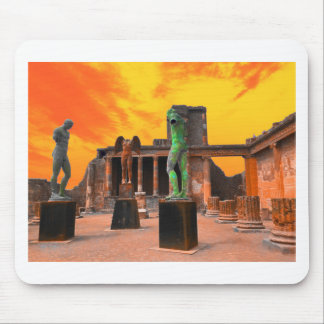 Pompei Italy Mouse Pad