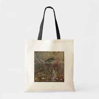 Pompeian Fresco By Pompejanischer Maler Des 1. Tote Bag