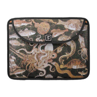 POMPEII COLLECTION / OCEAN - SEA LIFE SCENE SLEEVE FOR MacBook PRO