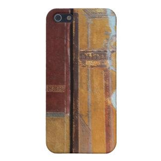 Pompeii Column Iphone Case Design