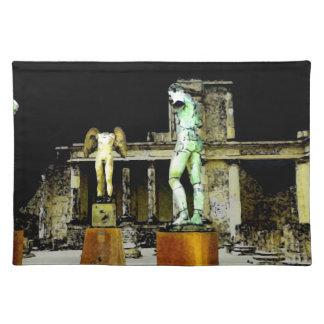 Pompeii Italy Placemat