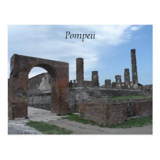 Pompeii, Italy Postcard