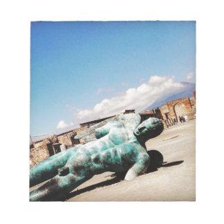 Pompeii Notepad