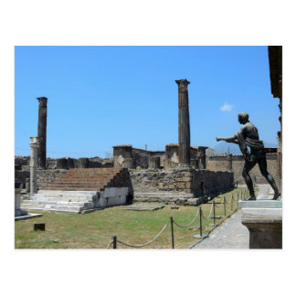 Pompeii Postcard