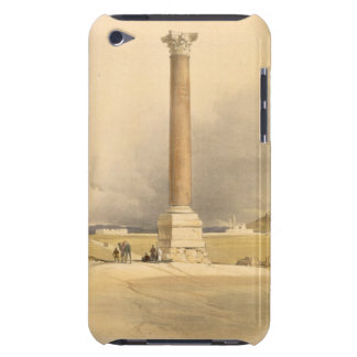 """Pompey's Pillar, Alexandria, from """"Egypt and Nubia iPod Touch Case-Mate Case"""