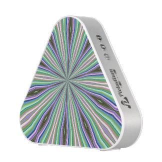 Pompez avec le haut-parleur de Bleu-Dent Haut-parleur Bluetooth