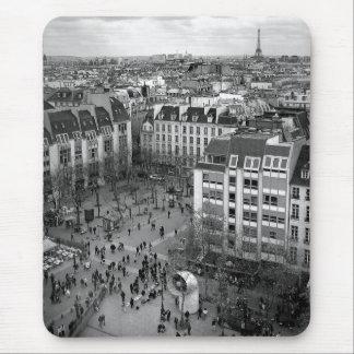Pompidou Mousepad carré Tapis De Souris