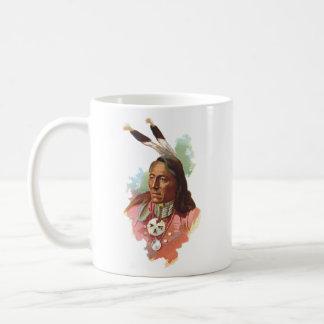 Ponca Chief: Standing Bear Coffee Mug