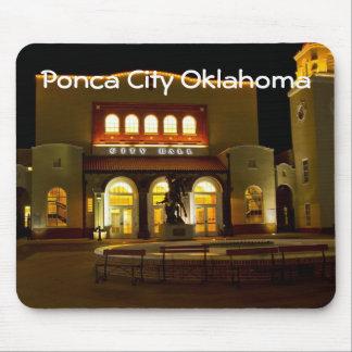 Ponca City 3 Mouse Pad