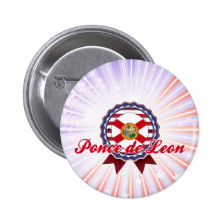 Ponce de Leon FL Pins