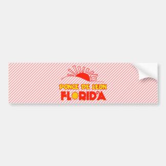 Ponce de Leon, Florida Bumper Stickers