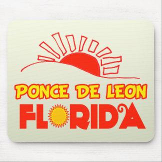 Ponce de Leon, Florida Mouse Pad