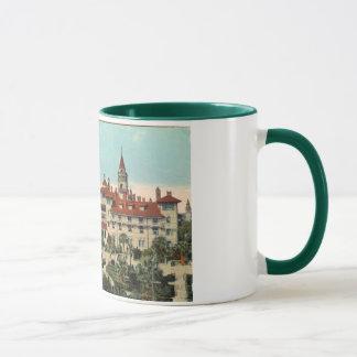 ponce de leon hotel 1910 Postcard Mug