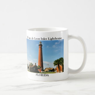 Ponce de Leon Inlet Lighthouse, Florida Mug