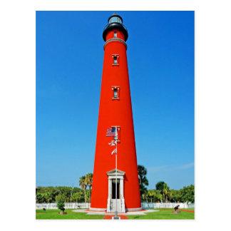 Ponce de Leon Inlet Lighthouse Postcard
