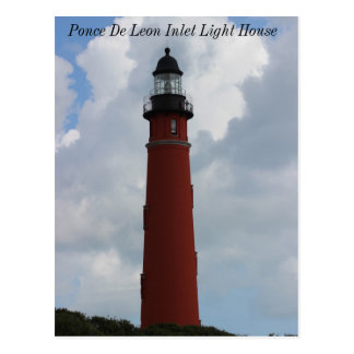 Ponce De Leon Inlet Lighthouse Post Cards
