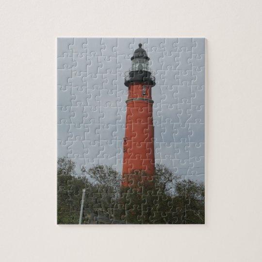 Ponce de Leon Lighthouse Puzzle