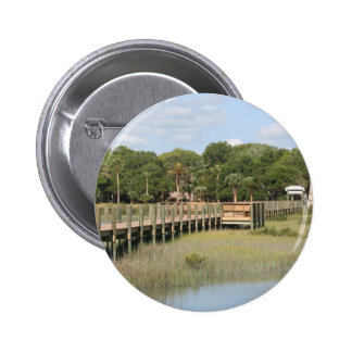 Ponce de Leon park in Florida dock Pins