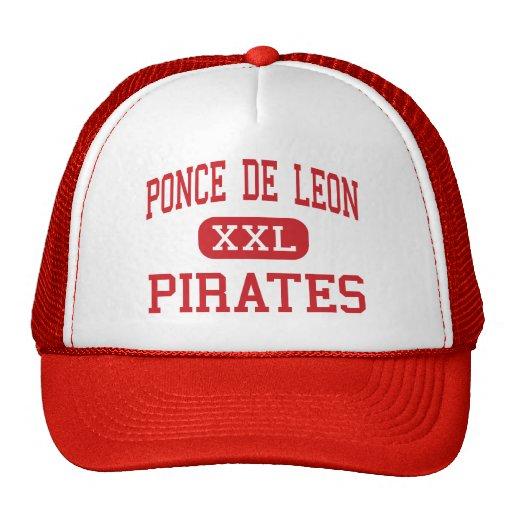Ponce De Leon - Pirates - Senior - Ponce De Leon Trucker Hat