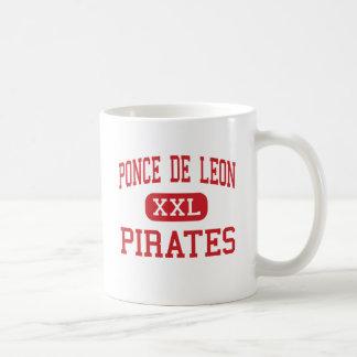 Ponce De Leon - Pirates - Senior - Ponce De Leon Mug