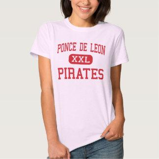 Ponce De Leon - Pirates - Senior - Ponce De Leon Tee Shirt