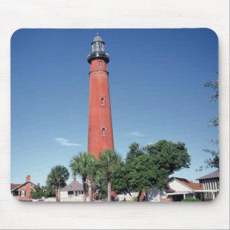 Ponce de Loen Lighthouse Mouse Pad