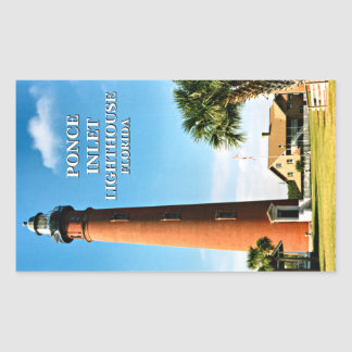 Ponce Inlet Lighthouse, Florida Stickers